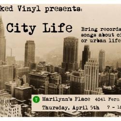 Naked Vinyl: City Life